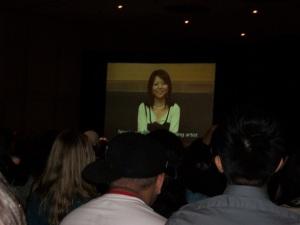 Yui Makino interview video